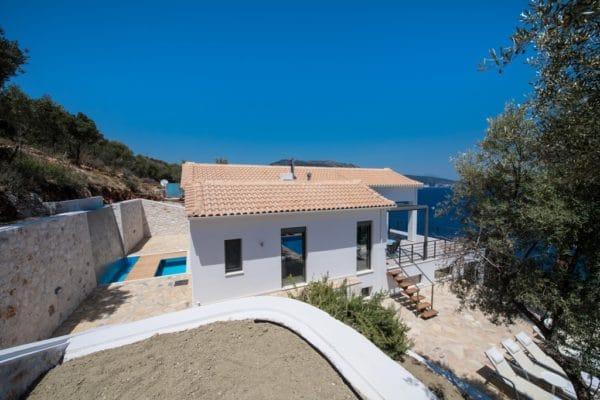 design villa Lefkas Greece