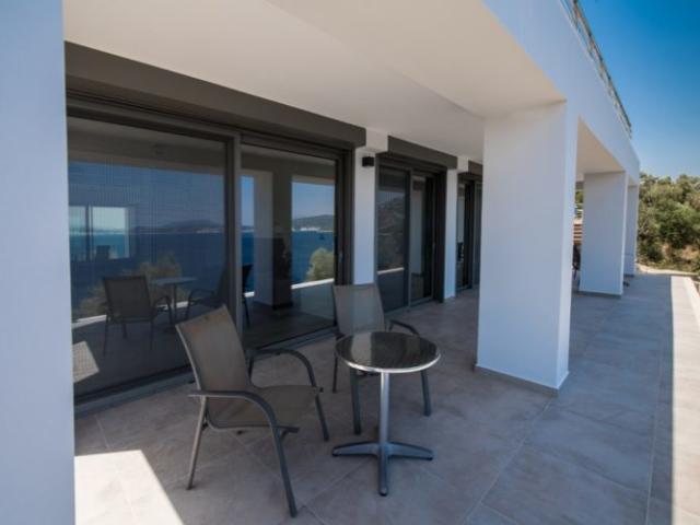 Balconies villa Lefkas
