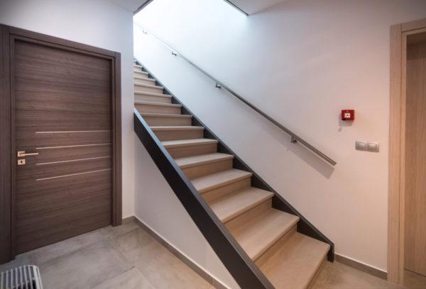 Internal stair Villa Lefkas