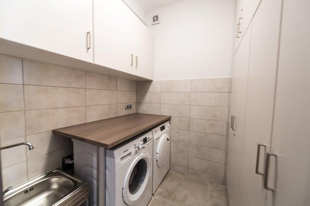 Laundry room villa Lefkas