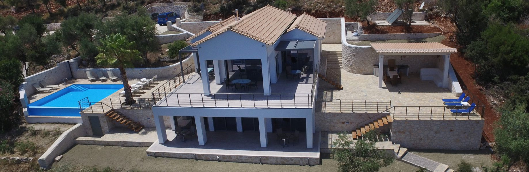 Villa Lefkas A dream holiday villa for rent