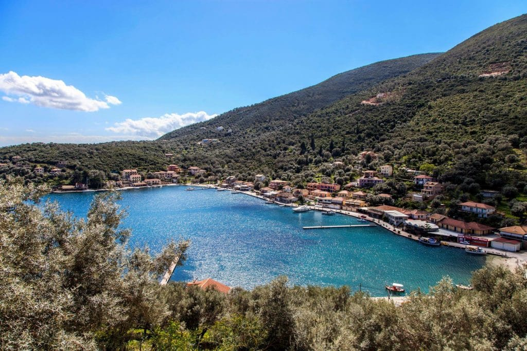 Unique Location Of Waterfront Villa Lefkas With Stunning View Greece