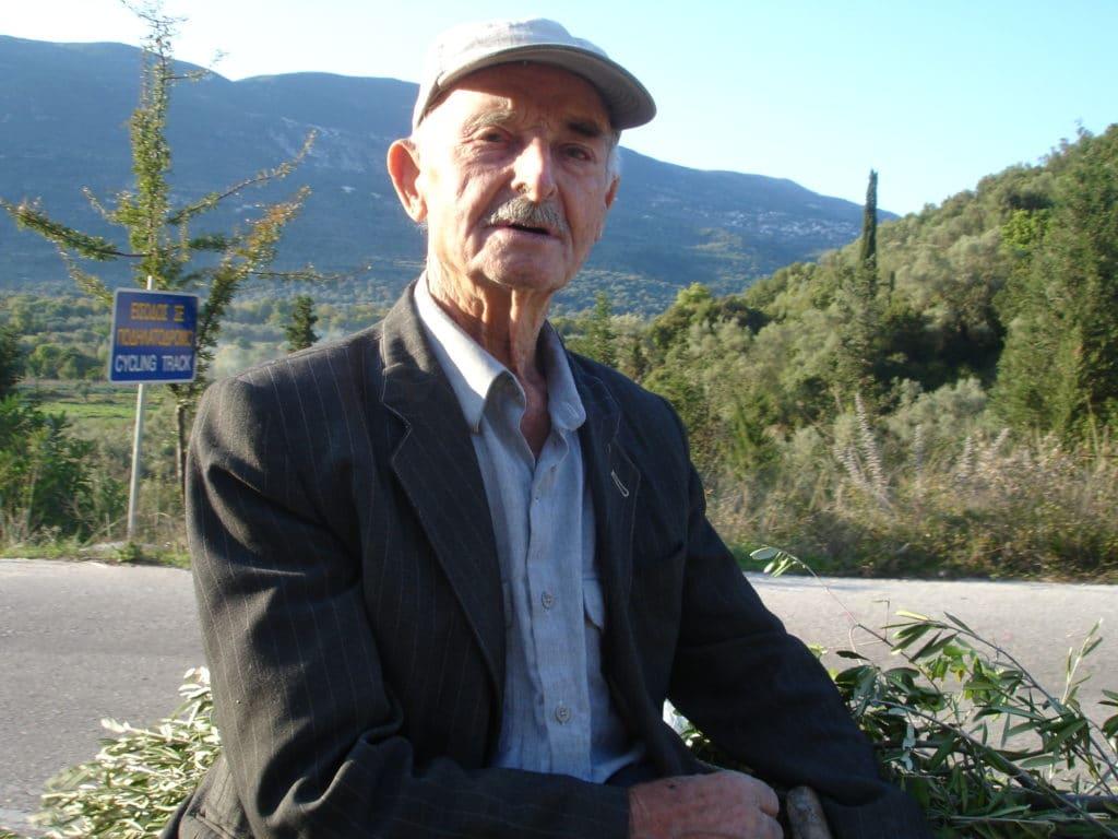 Locals Lefkada