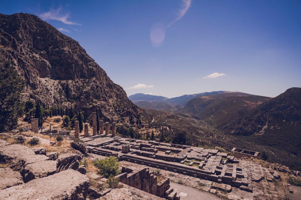 Oracle Delphi Greece